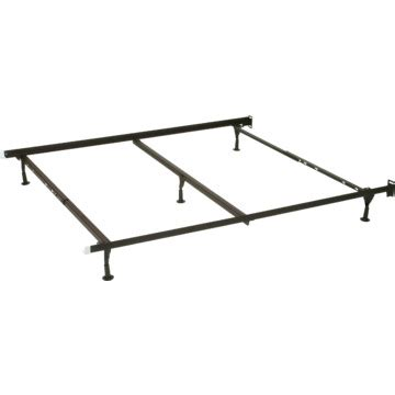 mantua insta lock queen bed frame hd supply