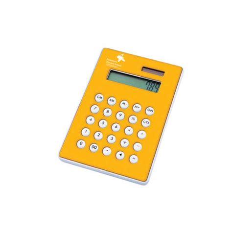 calculator full image full colour calculator promotional personalised