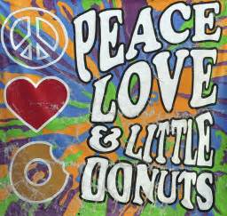 How To Dye A Duvet Cover Peace Love And Little Donuts Photograph By Terry Deluco