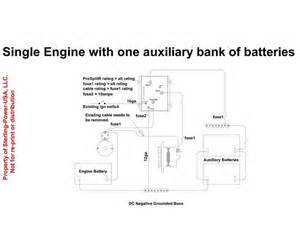 battery isolator wiring diagram with single isolator free printable wiring diagrams