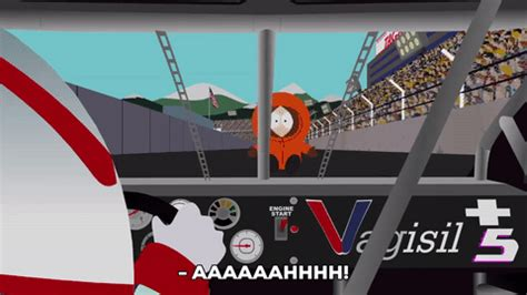 eric cartman race gif by south park find & share on giphy