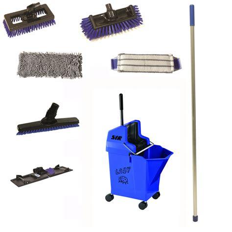 Floor L Kit syr floor cleaning kit mop buckets floorcare