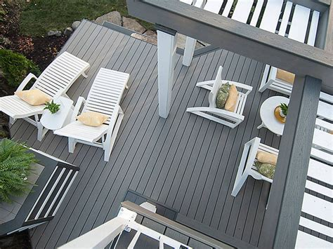clam shell fence deck supply