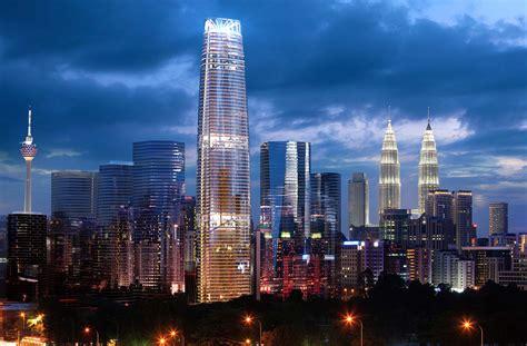 pembinaan menara 92 tingkat trx telah bermula isu semasa