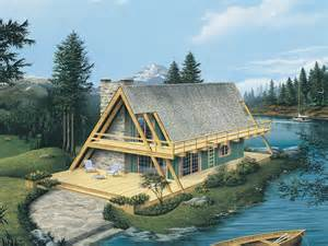 A Frame House Kits Cost Yukon Rustic A Frame Home Plan 008d 0162 House Plans And