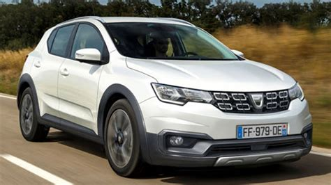 nouvelle dacia 2019 new dacia sandero stepway techroad 2019 review and release