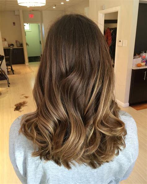 medium hair balayage balayage hairstyles for medium length hair