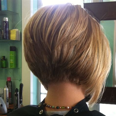 short stacked bob for fat women stacked hairstyles that will adapt to any face and smile