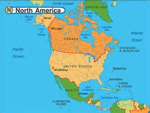 map of us canada and south america summer school social studies mexico middle school social