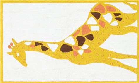 Giraffe Rug For Nursery by Giraffe Nursery Area Rug Baby Rugs