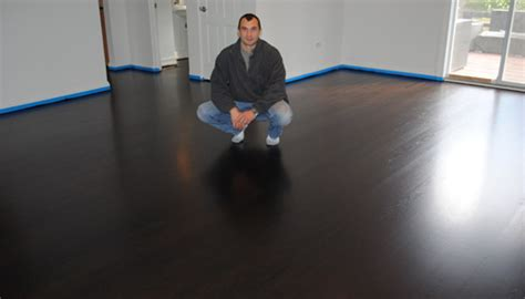 Staining Wood Floors Darker by What Color Should I Stain Wood Floors