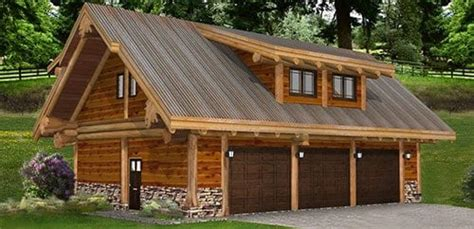 log home floor plans with garage log homes cabins floor plans bc canada