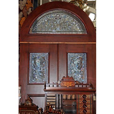 Antique Exterior Doors For Sale Beautiful Pair Of Antique Oak Entry Doors Doors For Sale Antiques Classifieds