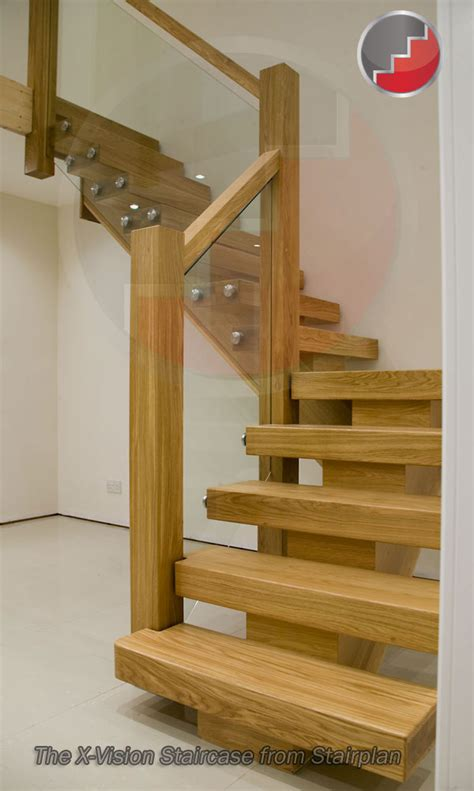 stair cases x vision staircase ultimate modern oak staircase