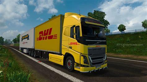 2012 volvo truck volvo fh 2012 25 meters tandem pack euro truck simulator