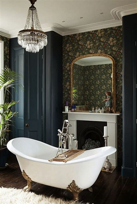 yellow clawfoot tub bathroom ideas pinterest 1000 images about baths powder rooms on pinterest