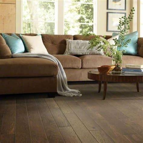 estate hickory   click lock  shaw hardwood floors