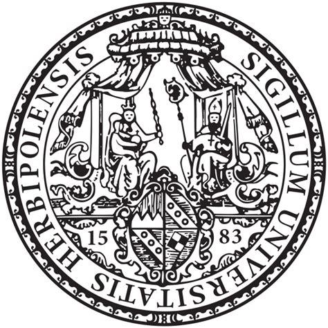 logo universit pavia file of w 252 rzburg seal svg wikimedia commons