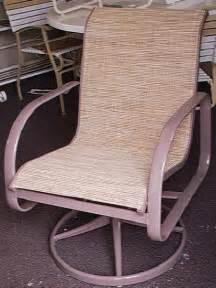 Patio Chair Webbing Replacement by 302 Found