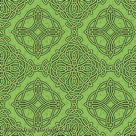 Knot Pattern - illustration seamless pattern complex celtic knot flickr