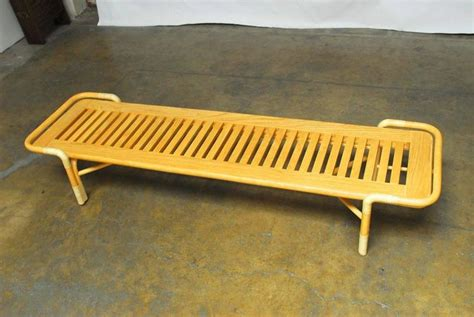 queen s bench bassam fellows queen bench daybed for mcguire for sale at