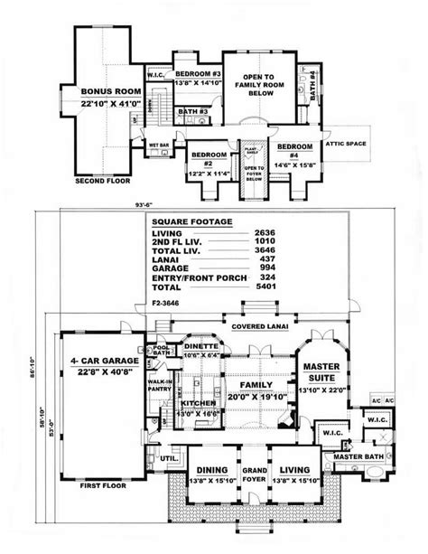 28 icf floor plans 3 bedroom icf house plan 40845db