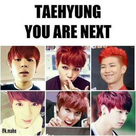 Red Hair Meme - bts image 4107143 by winterkiss on favim com