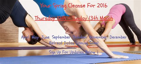 Detox Weekends Europe by Juice Detox Retreat Your Cleanse 2016 Eco