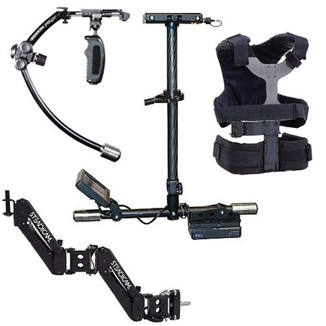 merlin stabilizer steadicam stabilizer kit with merlin 2 and pilot system