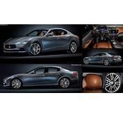 Maserati Ghibli Ermenegildo Zegna Edition Concept 2014