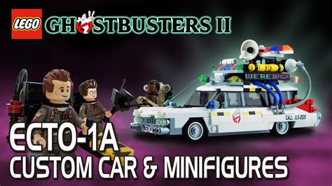 Lego Ghostbusters Stickers