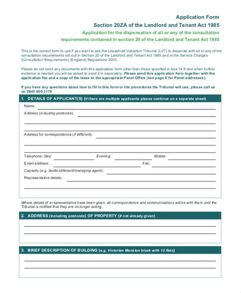 Credit Check Forms For Landlords basic application form basic business credit application