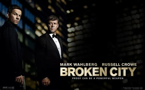 broken movie 2012 broken city starring mark wahlberg and russell crowe is