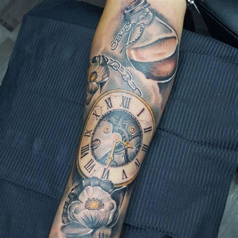 stopwatch tattoo stopwatch best image hd