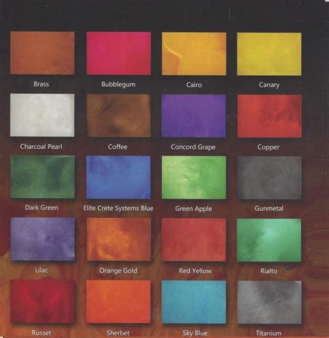 home depot epoxy paint colors colored epoxy 28 images multi colored epoxy and silver