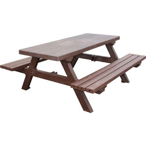 Table De Pique Nique Bois 7891 by Table Pique Nique