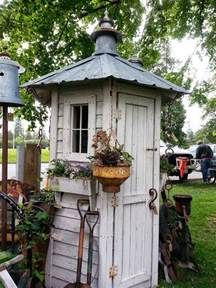 Yard Tool Shed Build A Whimsical Tool Shed For Your Garden