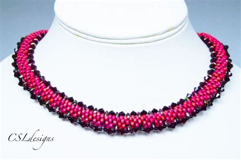 beading with superduos 59 best images about csl designs kumihimo on