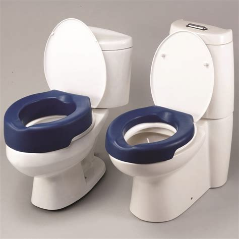 padded toilet seats for comfort raised padded toilet seats change mobility