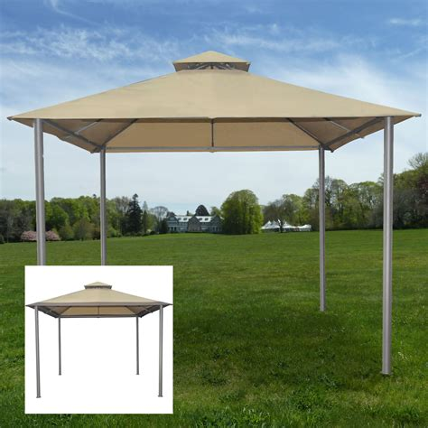 walmart gazebo garden winds replacement canopy for gazebos sold at