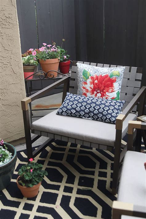 Small Patio Decorating Ideas by Small Patio Decorating Ideas The Most Of Your Space
