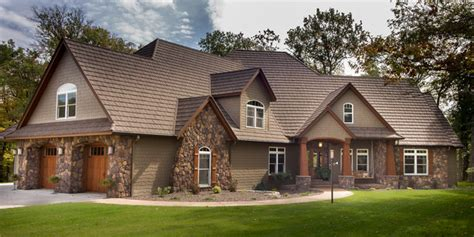 southern custom homes southern minnesota custom home 1 craftsman exterior