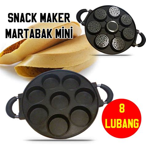 Alat Pemanggang Happy Call cetakan kue snack maker 8 lubang happy call oxonemurah