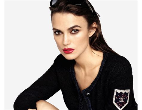 rouge coco film with keira keira knightley fronts chanel s new rouge coco lipstick