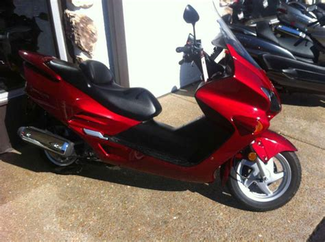 honda reflex 2005 honda reflex nss250 scooter for sale on 2040 motos