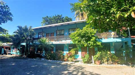 cabinas los almendros rooms  apartments  puerto viejo limon costa rica
