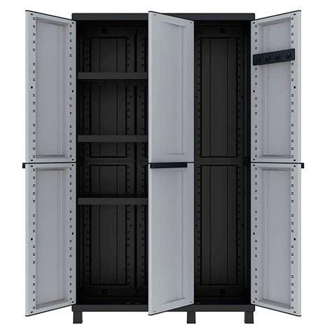 armario negro armario 3 puertas twist gris negro referencia 1002710