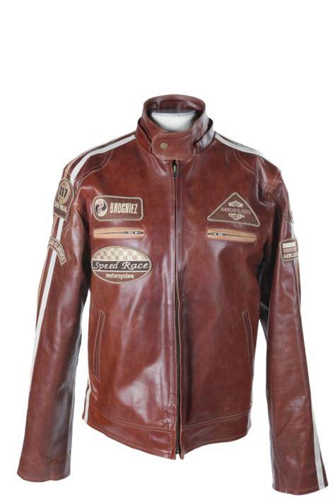 porsche design leren jas leren heren jas m04 bruin 3738 leathercity