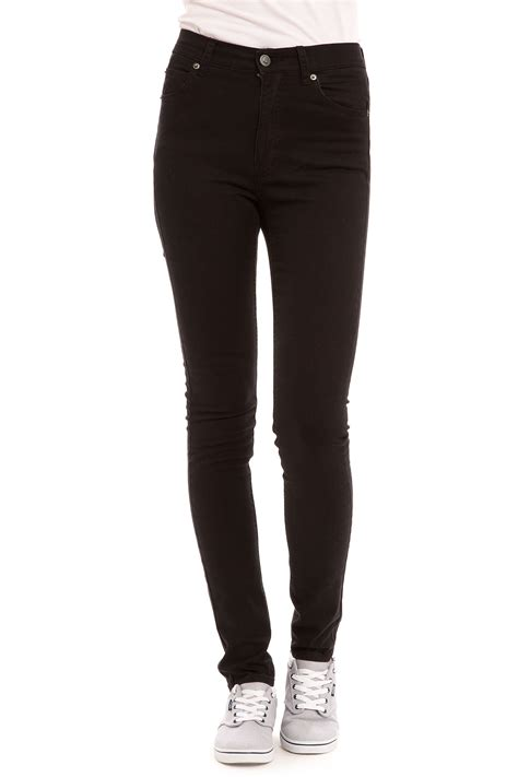 Cheap Monday cheap monday second skin stretch black