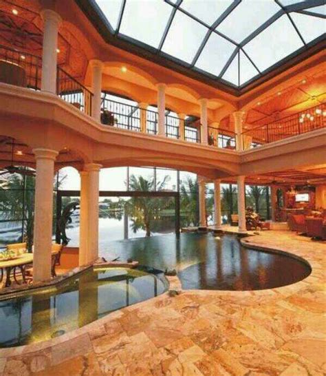 house indoor indoor pool dream house pinterest